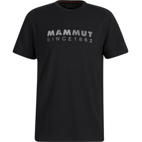 Mammut Trovat T-Shirt Men, black PRT1